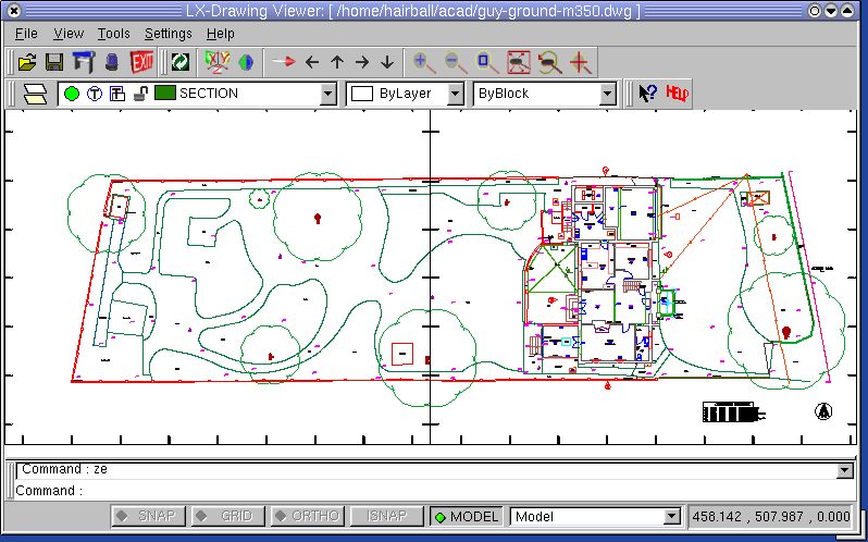 Cad linux re base file format for our efforts cad Online cad editor